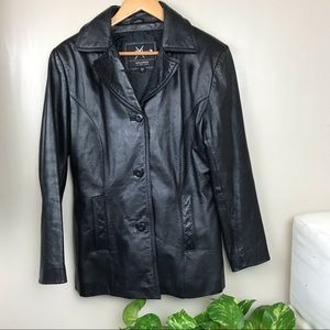 Wilson's Maxima Women's Leather Jacket Medium